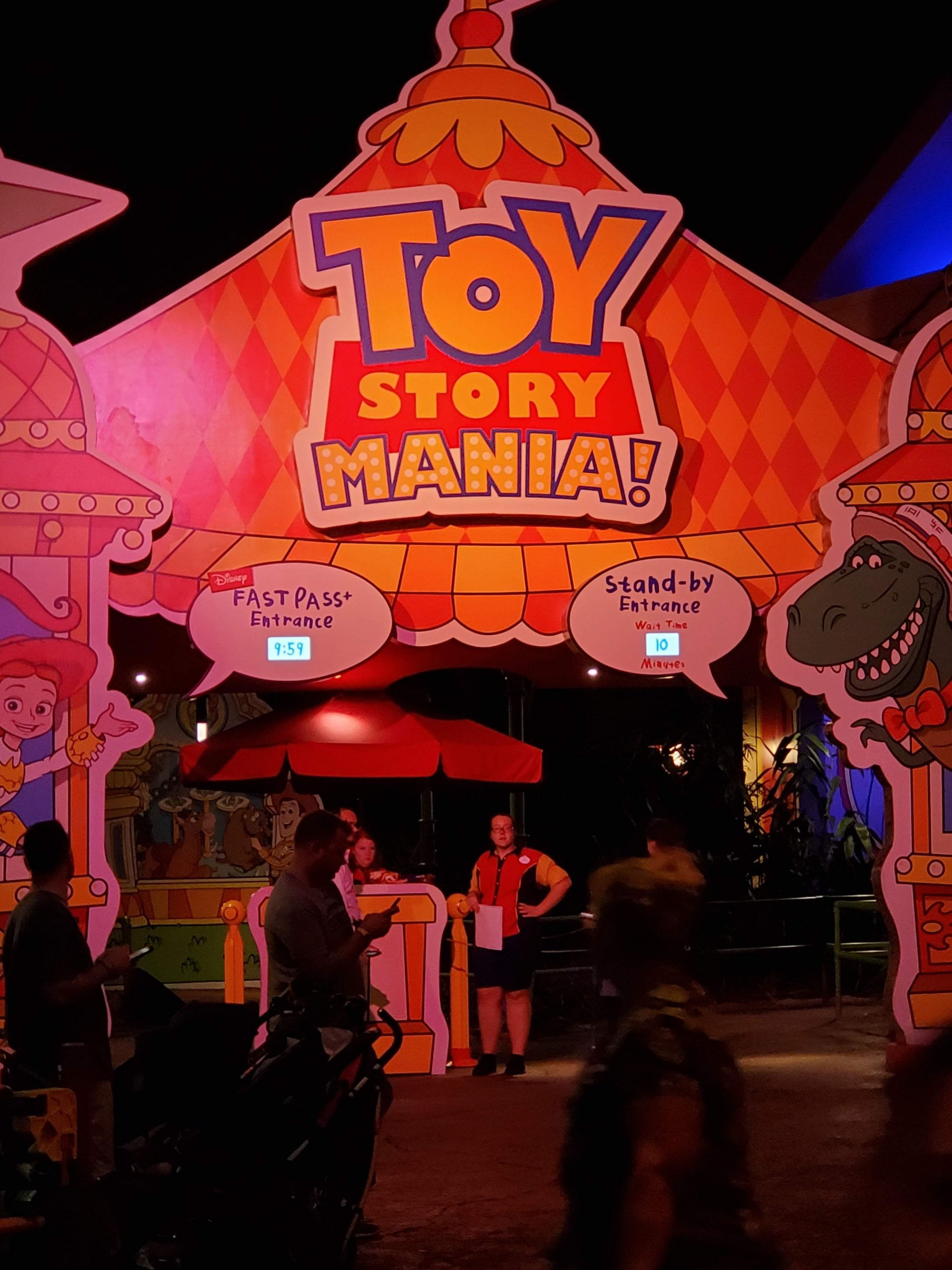 Toy Story Mania by A Walk in the Park with Colleen