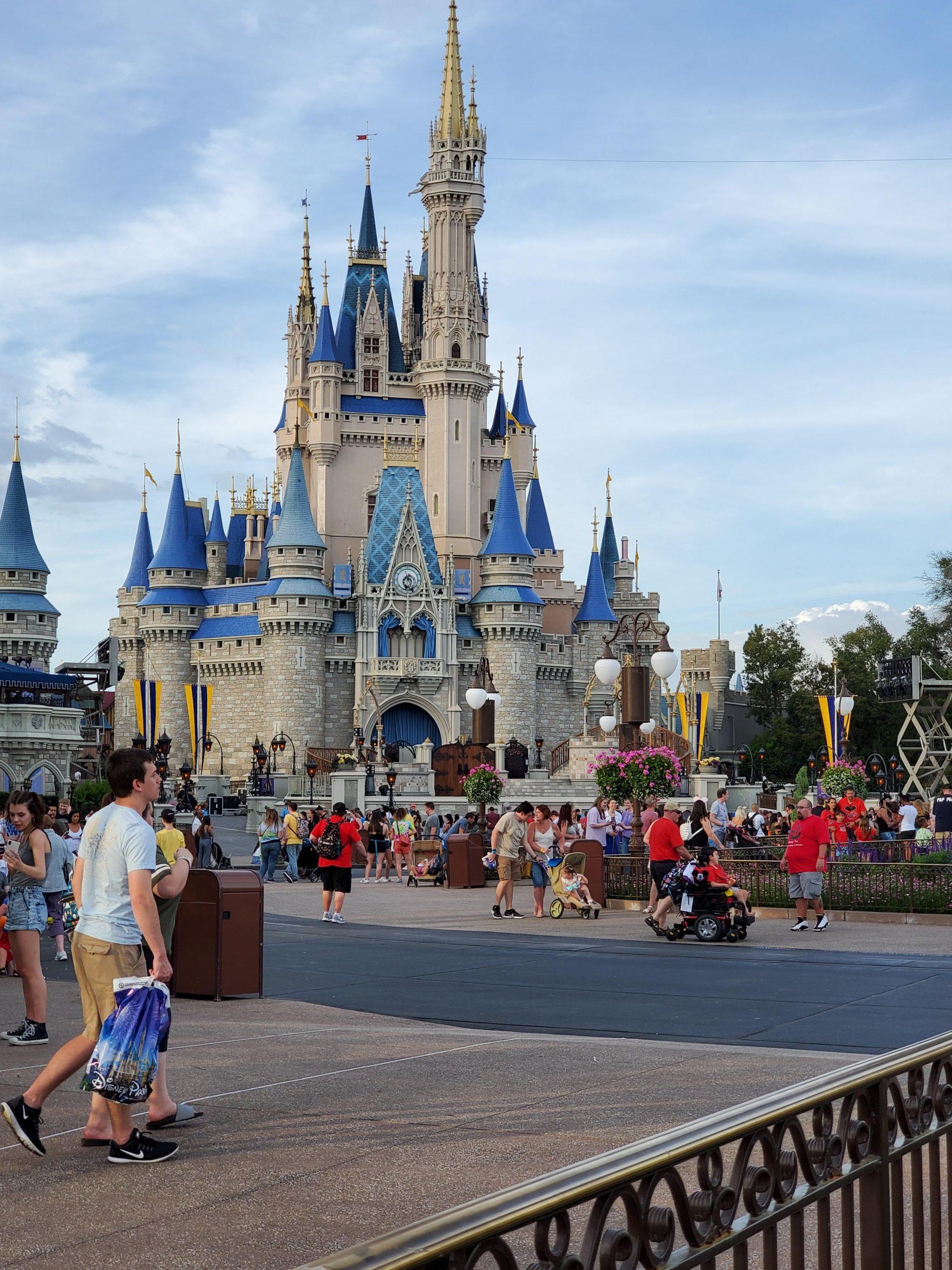 Disney planning now