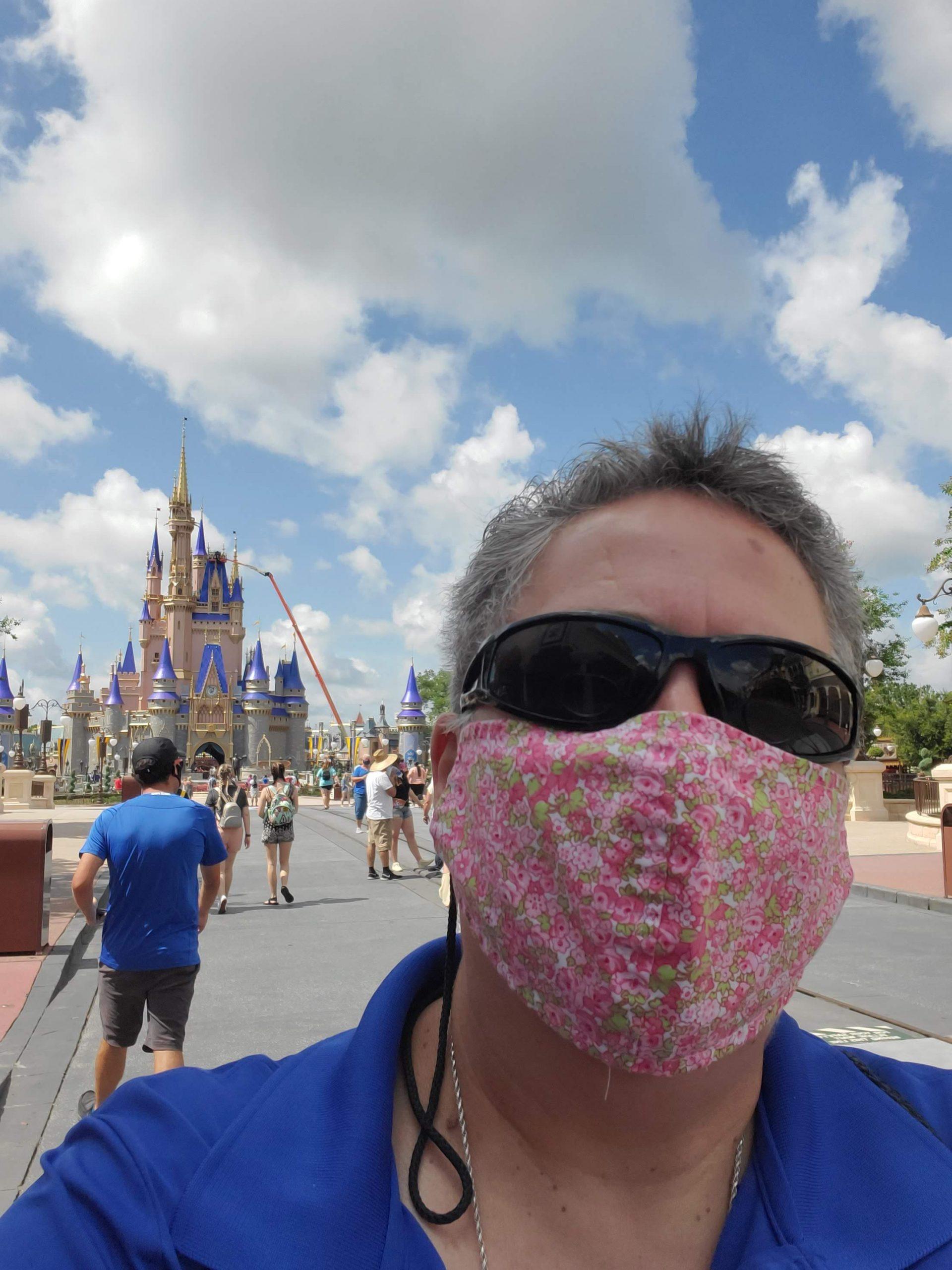 Mask at Mk