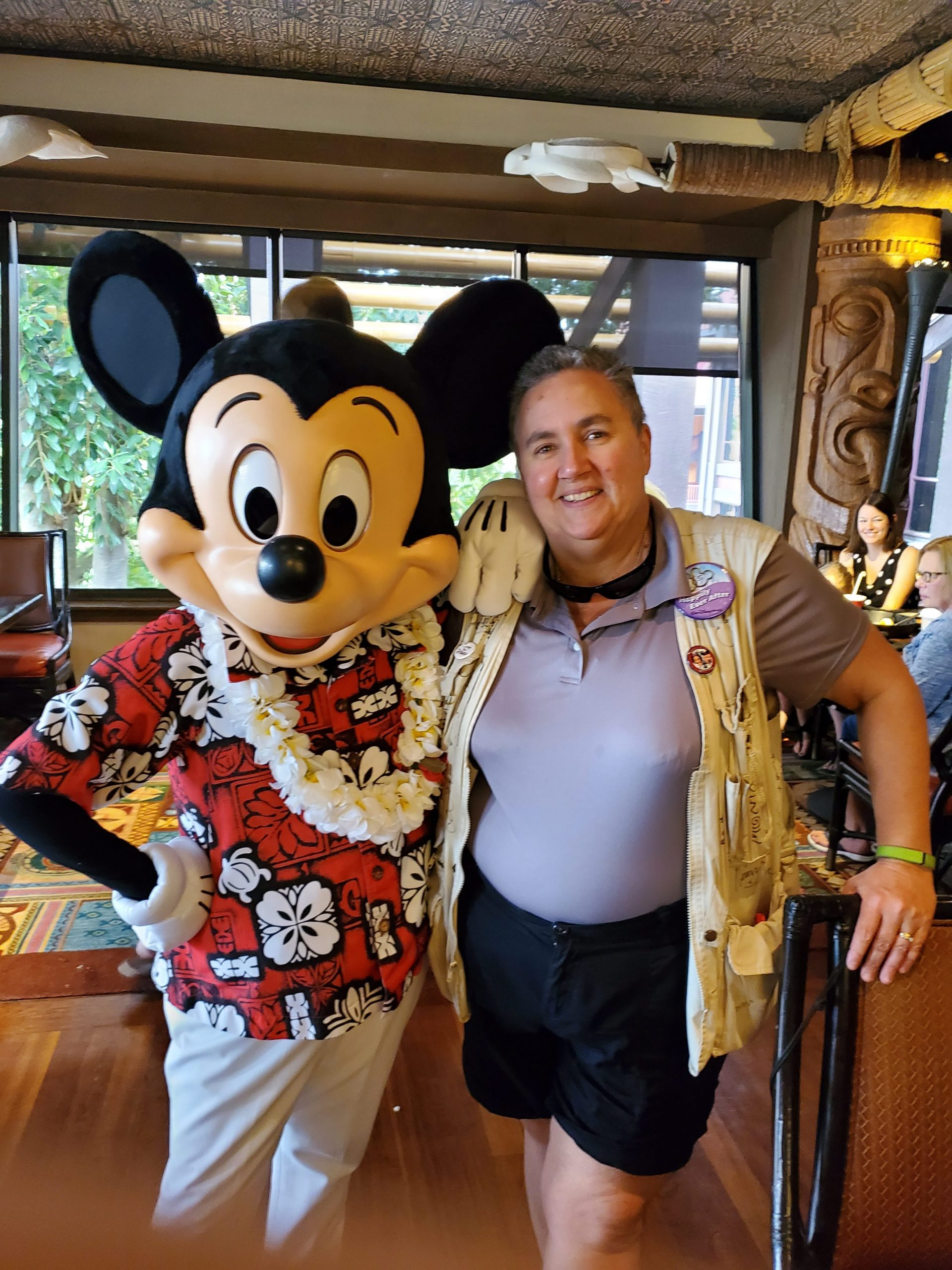Breakfast with Mickey and Colleen Parisi