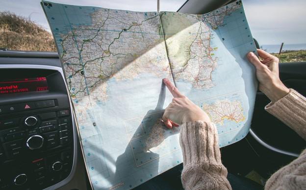 Road trip planning